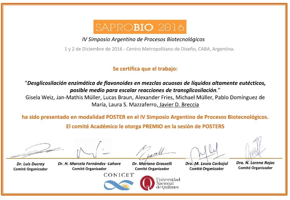 Premio_SAPROBIO_2016